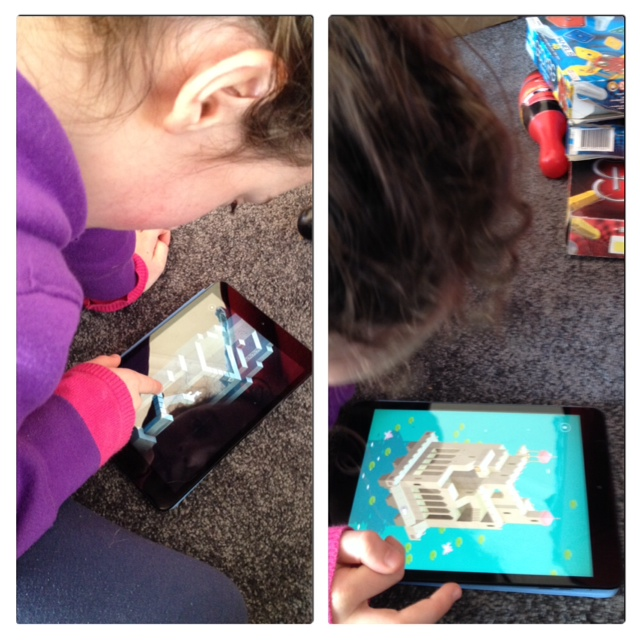 Playing Monument Valley