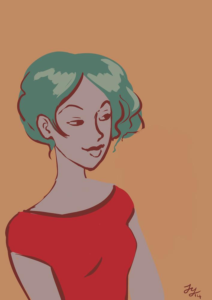 Palette sketch 1